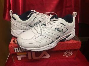 Fila Wide Width 4E Running Shoe Men's