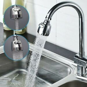 Details about 360° Kitchen Sink Faucet Spray Head Swivel Pull-Out Spray  Head Replacement Part@