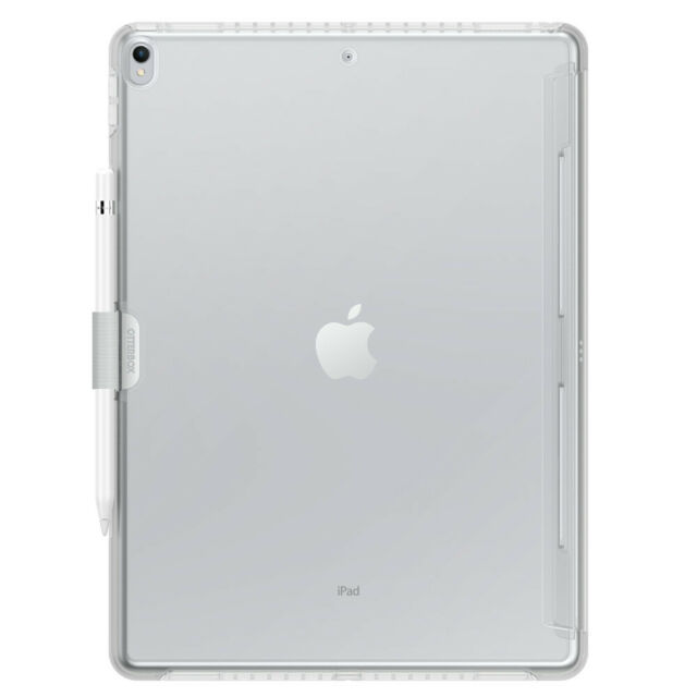 huge discount 11b7d 08090 OTTERBOX Symmetry Hard Shell Snap Cover Case iPad Pro 12.9 Inch 2nd Gen  Clear