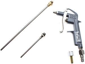 Pistolet-soufflette-a-air-comprime-avec-3-buses-metalliques-20-100-200-mm