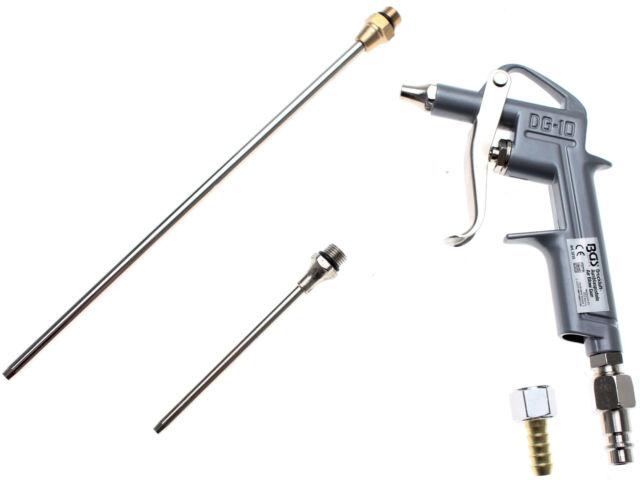 BGS 6875 6875-Pistola de Aire comprimido con Boquilla Turbo