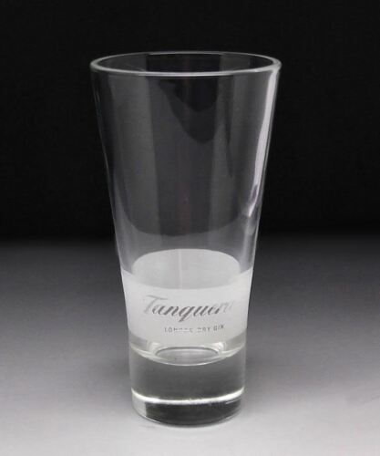 Personalised Tanqueray Gin and Tonic Glass Engraved Gift