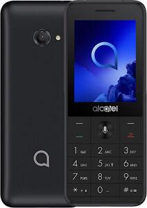 New Ee Alcatel 3088 Mobile Phone Black Uk Ebay
