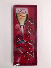 wine markers boston warehouse christmas lights lightbulbs drink skirts set of 6
