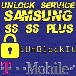 Details about * DIY Software * Galaxy S8 S8 Plus Network Unlock Software  T-Mobile MetroPCS