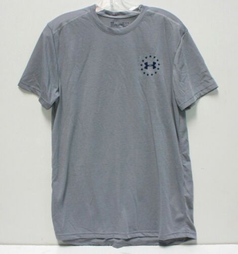 Under Armour T-Shirt 1305008 Men/'s Freedom Streaker Tactical Threadborne Gym