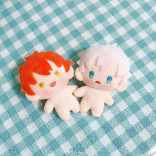 Unknown Mystic Messenger 707 Ray Doll Stuffed Plush Toy 10cm Collect Cos Pre N