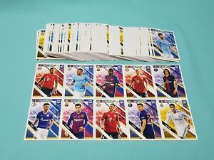 Panini-Adrenalyn-XL-FIFA-365-2019-alle-192-Basiskarten-komplett-Base-Cards