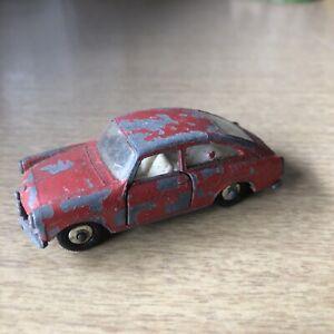 Lesney-Matchbox-Series-No-67-Volkswagen-1600TL-Coche-De-Juguete-Hecho-En-Inglaterra