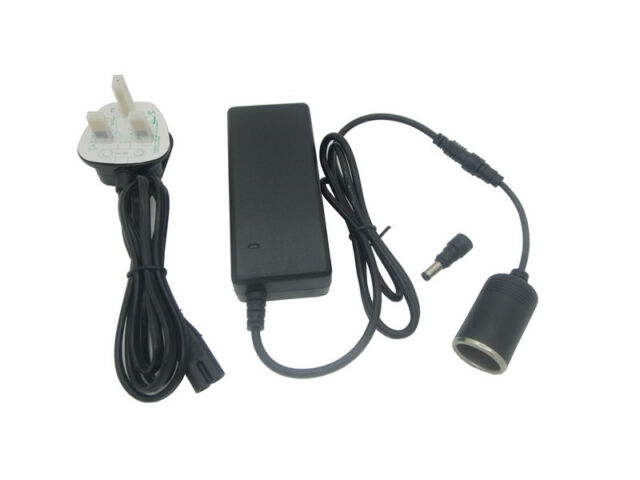 AC 100V-240V Mains DC  Converter supply 12V 5A 60W Power Adapter for CoolBox New
