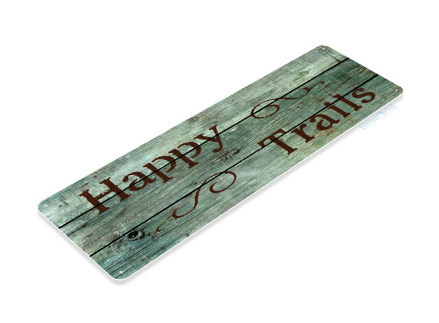 TIN SIGN B438 Happy Halloween Holiday Pumpkin Rustic Halloween Sign Decor