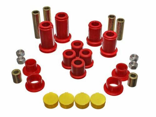 Fits Chevrolet Silverado 1500 Control Arm Bushing Kit Energy Suspension 56145HH