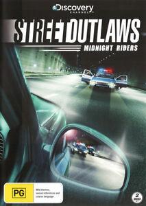 Street-Outlaws-Midnight-Riders-NEW-DVD-Region-4-Australia