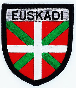 Ecusson Brodé Patch Blason Pays Basque Euskadi Herria Embléme Insigne G9jzslpz-07235707-870288605