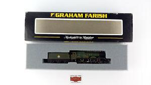 Graham Farish N 372025 - Dampflok Castle Classe 7033    Ovp Top!  hartlebury