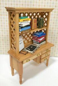1:12 Dollhouse Miniature Furniture Room Accessories Lattice Bow Shopping Bag #