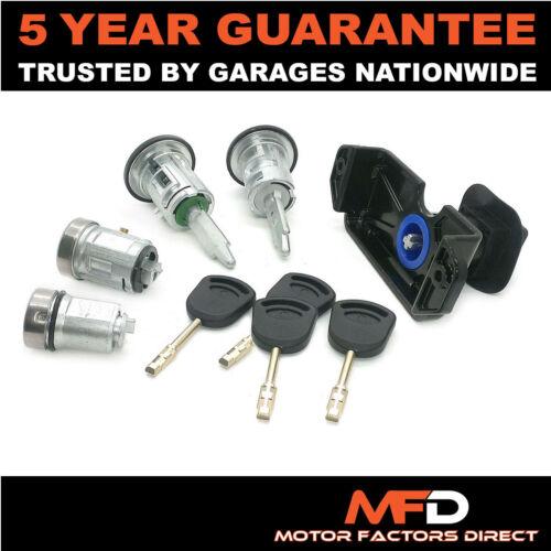 For Ford Transit 2.3 2.2 TDCI 2.4 3.2 Complete 5 Lock Set /& 4 Keys