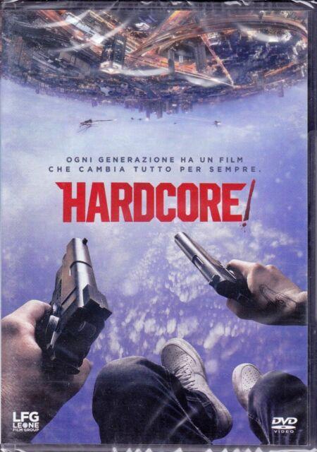 DVD Hardcore Nuevo 2016