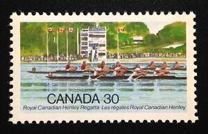 Canada-968-MNH-Royal-Canadian-Henley-Regatta-Stamp-1982