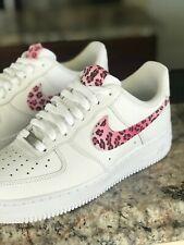 Nike Girls Size 7y Air Force 1 High Shoes Fushia White Pink 653998