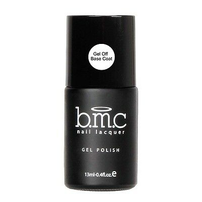 BMC Peel-able Temporary Short Wear Swatching Nail Lacquer Gel Polish Base Coat