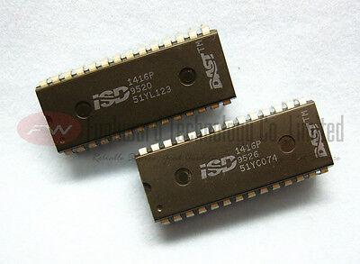 1PCS ISD1416S IC VOICE REC//PLAY 16S 28-SOIC 1416 ISD1416