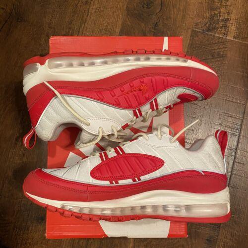 "Nike Air Max 98 ""University Red"" Running Shoe Snea"