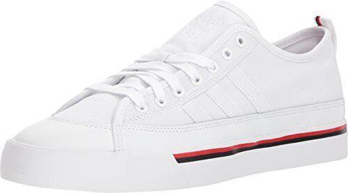 c36db6f2fe4 adidas Skateboarding Mens Matchcourt RX 12 D(m) US Footwear White core Black  scarlet