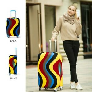 Travel-Luggage-Suitcase-Elastic-Cover-Bag-Spandex-Cover-Protector-Dustproof