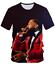Fashion-Women-Men-3D-Print-Rapper-nipsey-hussle-Casual-T-Shirt-Short-Sleeve-Tops thumbnail 14