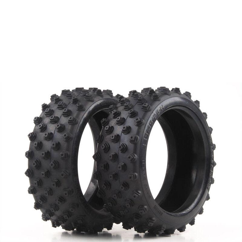 Neumáticos 1 8 Picos Duro ID80 B40 2 Piezas Kyosho BSW-21