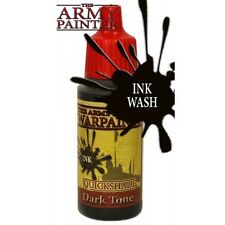 Army Painter BNIB Warpaint - QS Dark Tone Ink