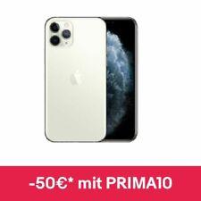 Apple iPhone 11 Pro 64 GB silber neu
