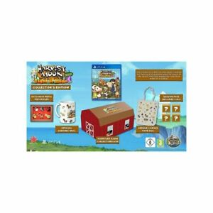 Harvest-Moon-Leger-de-Hope-Collector-Edition-PS4-Neuf-Scelle