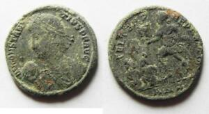 as2853 Traveling Zurqieh As Found Constantius Ii Ae Cent