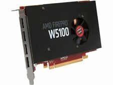 AMD 100-505974 FIREPRO W5100 4GB GDDR5 PCIE 3.0 X16 VIDEO CARD
