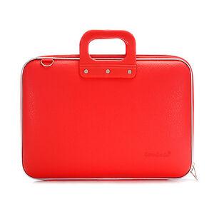 Bombata-Rosso-Classico-15-6-034-Custodia-Per-Laptop-Borsa