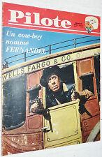PILOTE EO N°72 16/03 1961 PILOTORAMA NEF FERNANDEL ASTERIX AVIATION VOISIN