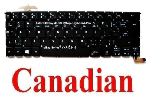 CA NKI121302S Keyboard for Acer Aspire R13 R7-371 R7-371T R7-371T-71XP