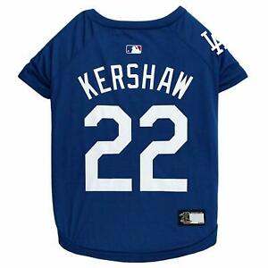 CLAYTON-KERSHAW-22-LA-Dodgers-MLBPA-Officially-Licensed-Dog-Pet-Tee-Shirt