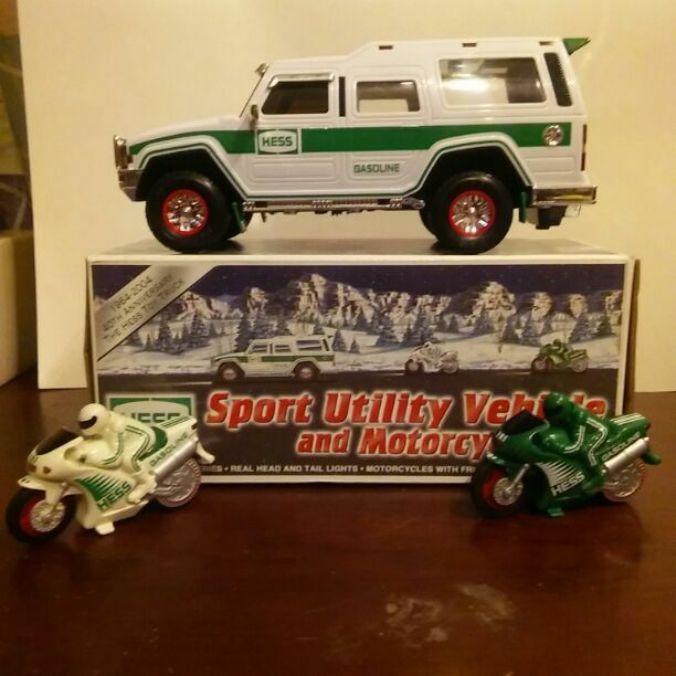 Sport Utility Vehicle and Motorcycles  2004