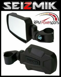 Seizmik Pursuit Elite Hd Side View Mirror Polaris Ranger