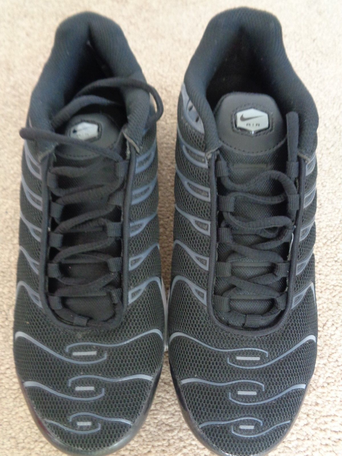 Nike Air sneakers max plus TXT trainers sneakers Air shoes 647315 002 eu 40 us 7 NEW+BOX f0479e