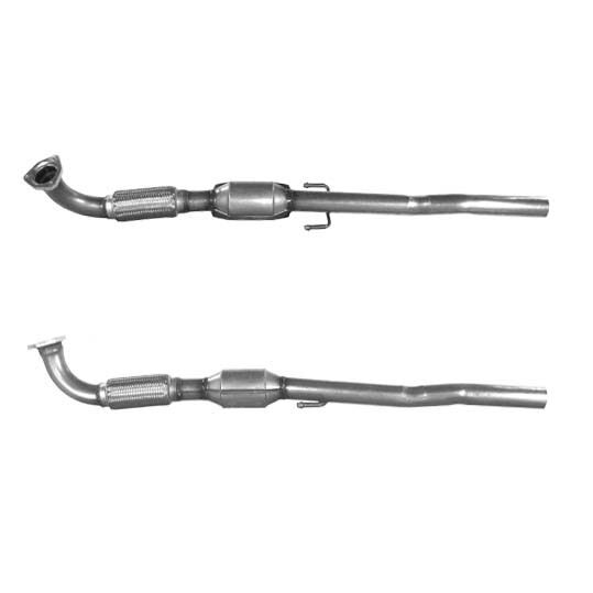 1x OE Quality Replacement Exhaust Diesel Catalytic Converter Type Approved Cat