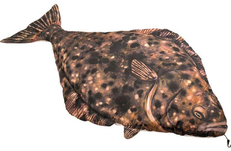Fish Pillow   Cushion   Flatfish   1m long