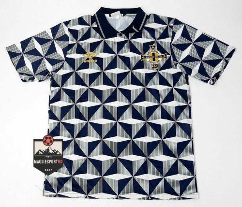 Calcio Retro Jersey Irlanda Vintage Maglia North Ireland 1990-1992