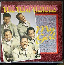 The Temptations – My Girl CD 1988 Duchesse – CD 352030  NM/NM