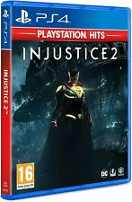 Injustice 2 PS4 PlayStation 4 Hits - Batman Superman Fighting Game New & Sealed