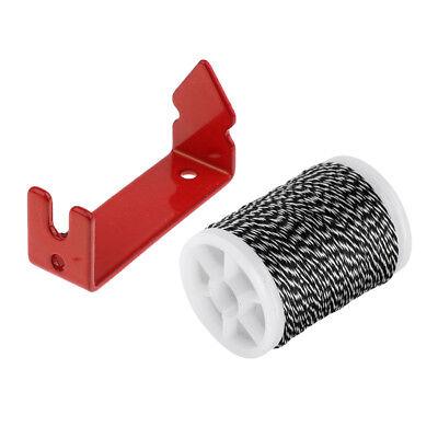 Peep Sight Install Tool String Separator 110m Bow String Serving Thread