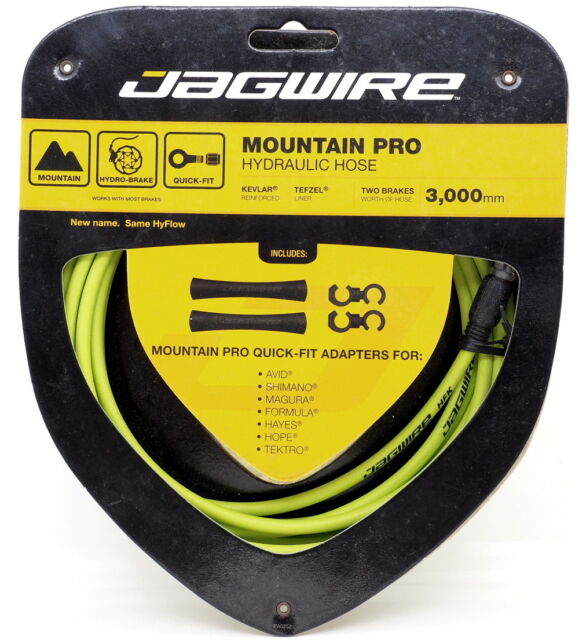 NEW Jagwire Mountain Pro Disc Hose Black 3000mm
